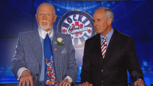 Don Cherry calls Team Russia classless for leaving ice before O Canada was played at World Hockey Championship final