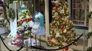 Festival of Trees at the Western Development Museum