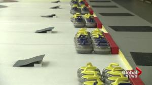 Coquitlam curlers lose their ice