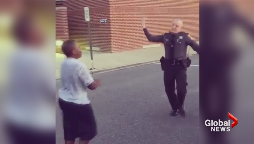 NC deputy busts a move in dance-off