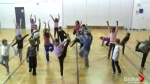 Regent Park YOU dance project