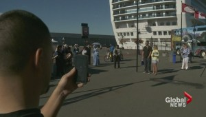 Victoria see's big increase in cruise ship tourism