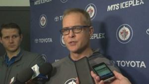 Winnipeg Jets Joel Armia
