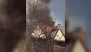 Winnipeg townhouse destroyed in early morning fire