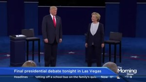 What to expect during the final American presidential debate