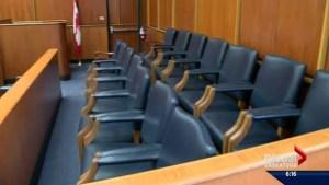 Saskatchewan senator calls for judge vacancies to be filled
