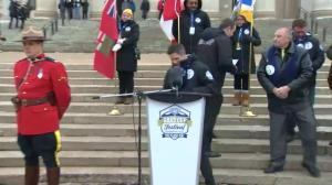 Winnipeg Mayor: Enormous and lasting impact of Grey Cup in Winnipeg