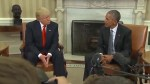 Donald Trump resumes Twitter feud with Barack Obama