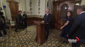 PQ under fire for allegedly using public money to pay salaries