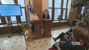 Quebec women celebrate the right to vote