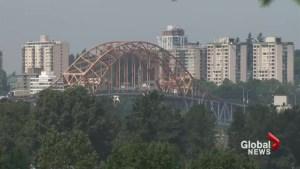 Reaction to next summer's Pattullo Bridge closures