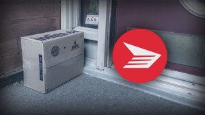 Canada Post says it does its best to safely deliver parcels