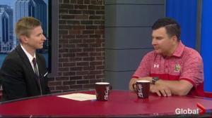 Halifax Mooseheads new Head Coach Jim Midgle