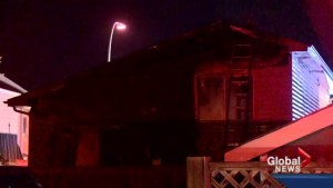 Extensive damage to home after fire in Somerset