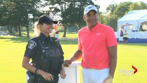 Halton Regional Police officer retires after final shift at the RBC Canadian Open