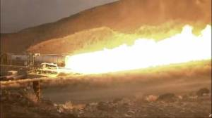 NASA successfully tests most powerful rocket ever made