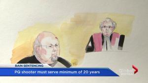 Richard Henry Bain sentencing