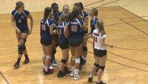 HIGHLIGHTS: Girls AAAA High School Volleyball Championship
