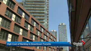 Intense condo demand in Toronto has renters paying big money to seal the deal