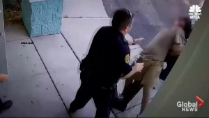 Florida police officer caught on camera slamming teen to the ground