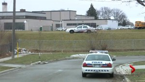 Teen in serious condition after being stabbed in Toronto high school