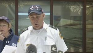 'Full complement' of Delta firefighters now battling Burns Bog blaze: chief