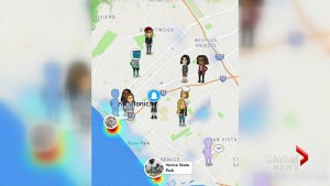 New Snapchat feature gives away users exact location
