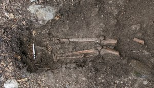 Bones of 1,000 year-old murder victim found in Ireland