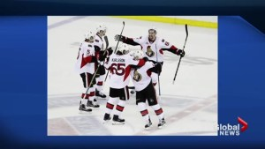 Canadians rally behind Ottawa Senators