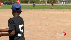 Baseball, youth and policing – a 'positive' mix