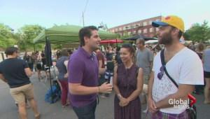 SITC: Plateau outdoor market
