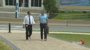 New Brunswick politicians take part in Barefoot Challenge