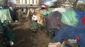 Tent city is disaster waiting to happen: Victoria fire commissioner