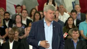 'We can't afford people who are not ready, changing their plan every couple weeks': Harper