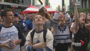 Maple Leaf fans react to Mitch Marner getting picked 4th overall in NHL Draft