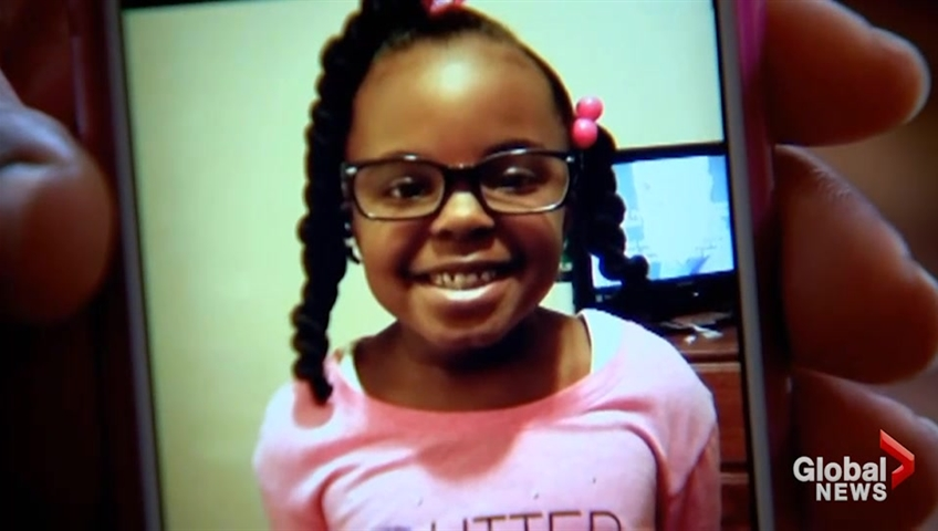 8-Year Old Girl Is Shot And Killed After Traffic Accident