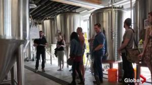 Edmonton Brewery Tours