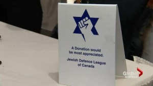 Jewish Defence League not welcome: Montreal mayor