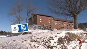 Historic New Brunswick county jail up for sale
