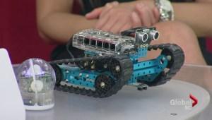 Tech Talk: Fun and Educational Robots