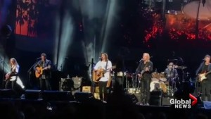 The son of late Eagles legend Glenn Frey takes to the stage