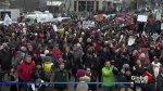 From coast to coast, Canadians join Woman's Marches