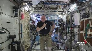 'I'm going to go home and jump in my pool': Scott Kelly on when he returns to Earth