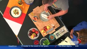 Creating delicious summer desserts