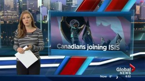 Is ISIS recruiting in Alberta?
