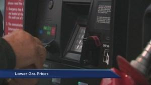 Gas prices keep falling