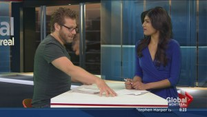Global News movie critic Eric Cohen reviews Tomorrowland and Pixels with Camille Ross