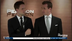 Suits returns for Season 7
