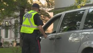 Speeders nabbed in school zone
