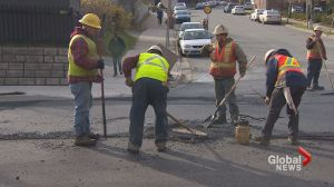 Long road work season becoming a headache for drivers and pedestrians